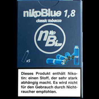 nikoBlue Refill Classic 1,8%
