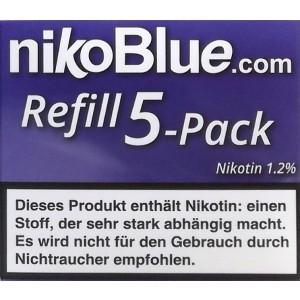 nikoBlue refill classic 1.2% Nikotin