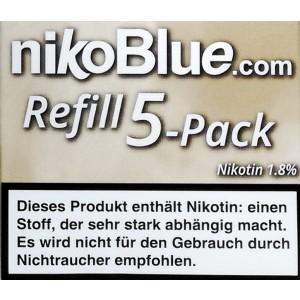 nikoBlue refill sand 1.8% Nikotin