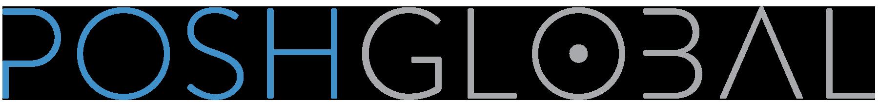 Das Logo der posh global GmbH