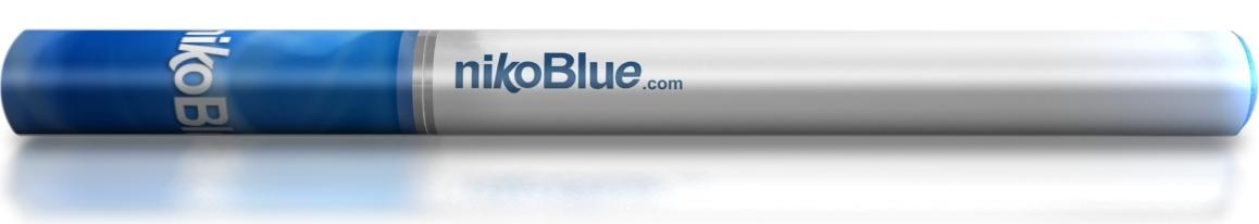 nikoblue.ciom E-Zigarette Symbolbild